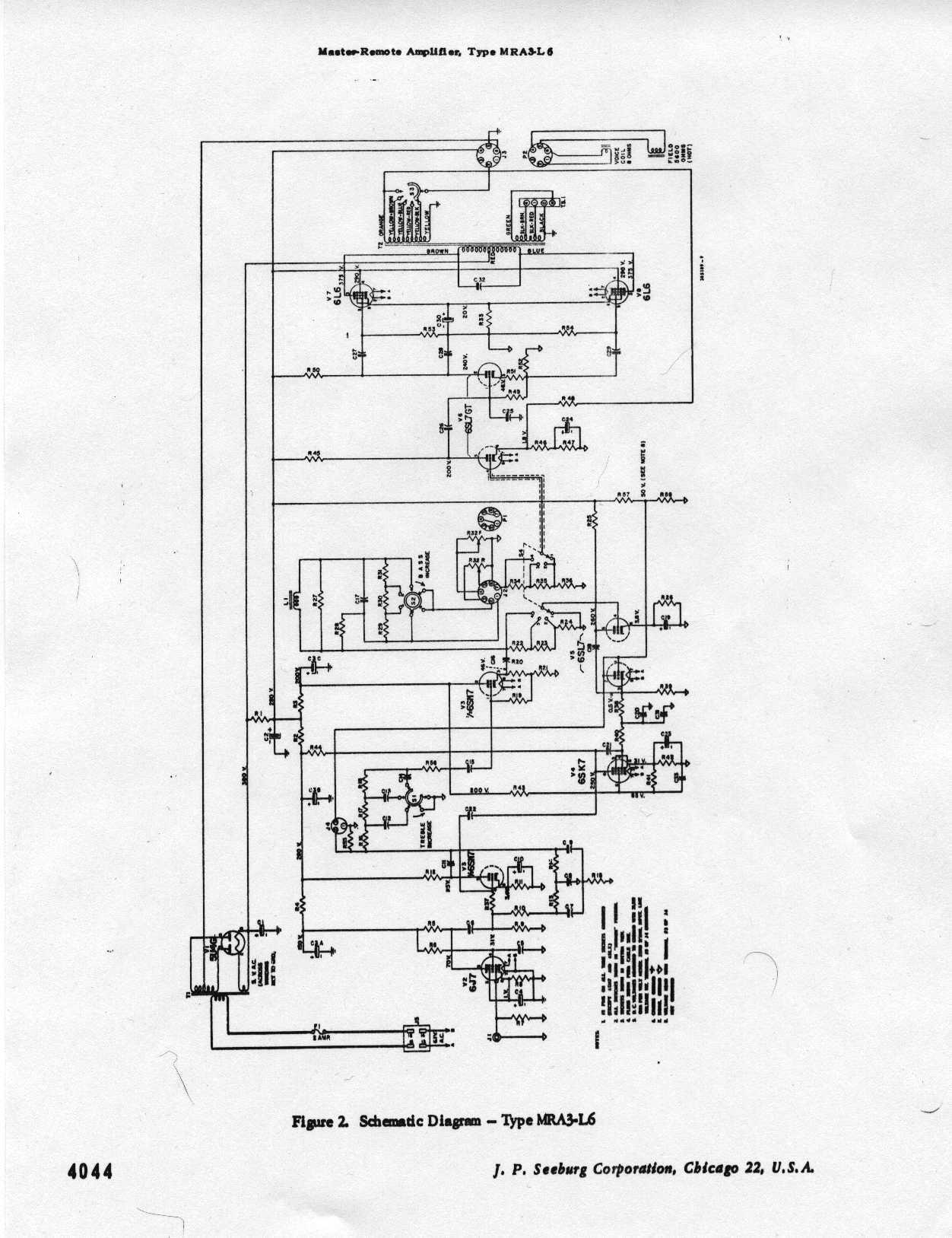 Schema Elettrico Jukebox Seeburg : Seeburg b amp modifications